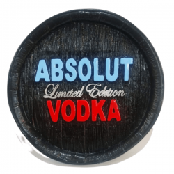 TAMPA DE BARRIL M - ABSOLUT